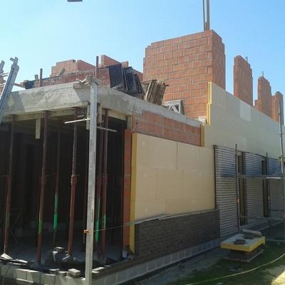 Bouwwerken Tack – Zulte - Nieuwbouw Machelen