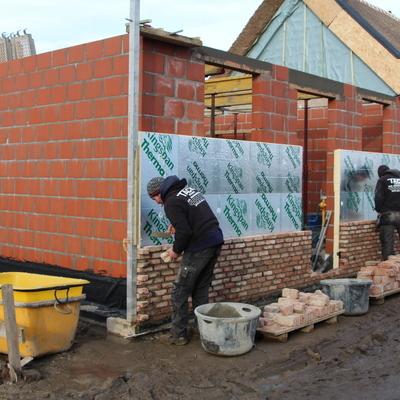 Bouwwerken Tack – Zulte - Nieuwbouw Nokere
