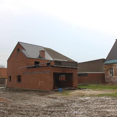 Bouwwerken Tack – Zulte - Nieuwbouw Ouwegem